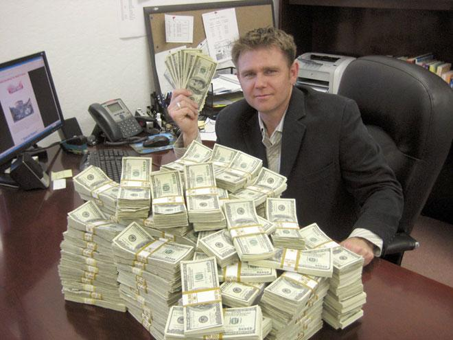 devenir riche sur internet