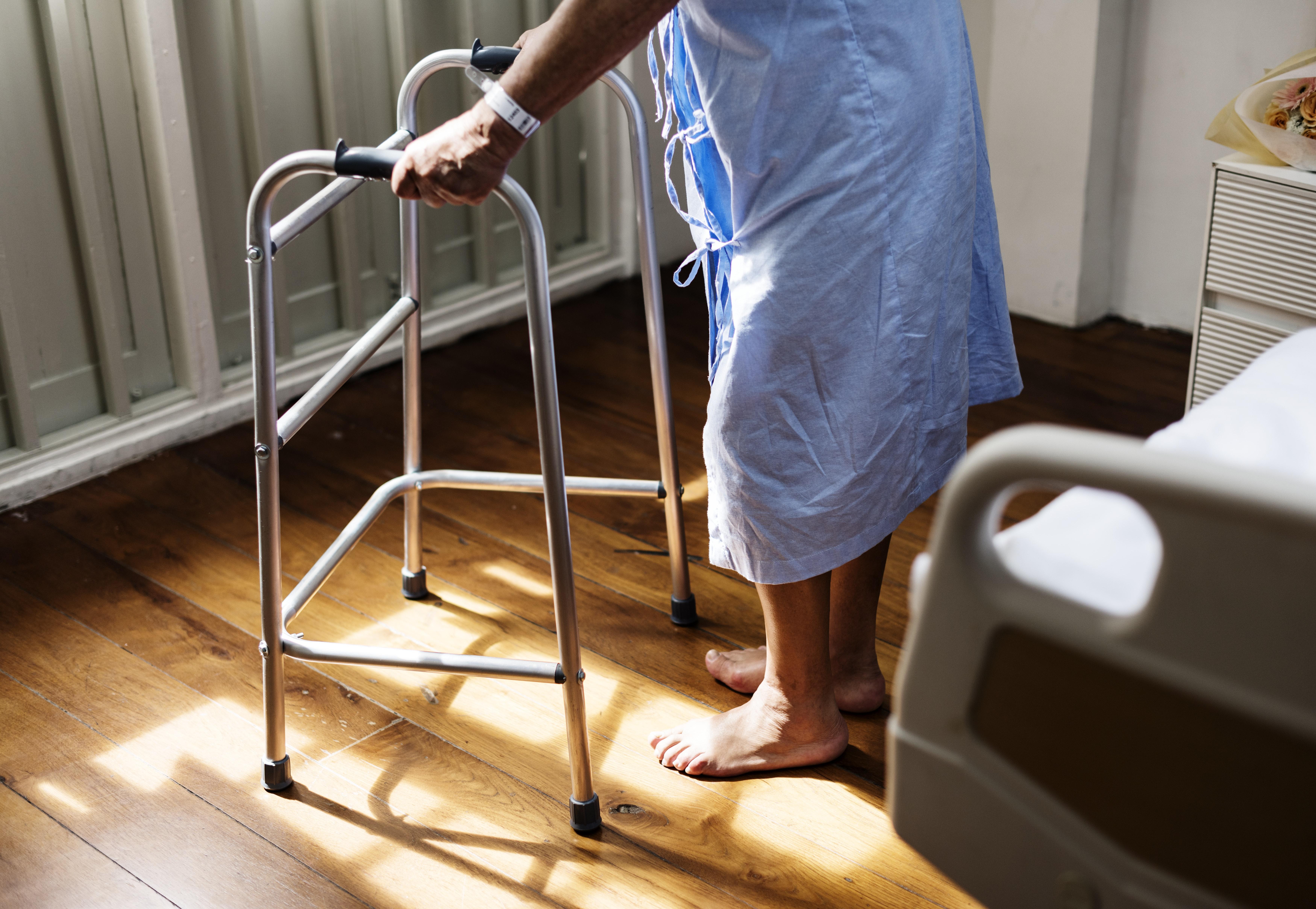 Service au personnes âgées