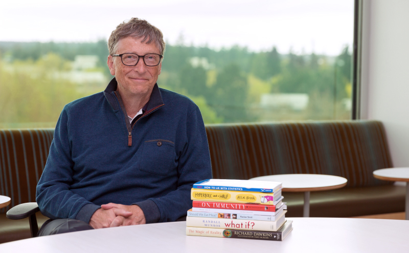 Entrepreneuriat - Bill Gates