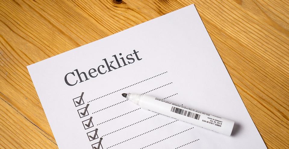 La To Do-list - Liste des tâches à réaliser pour gérer son temps