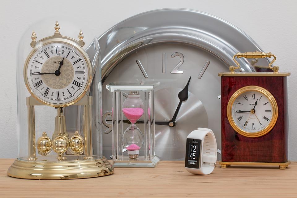 Les outils de gestion du temps