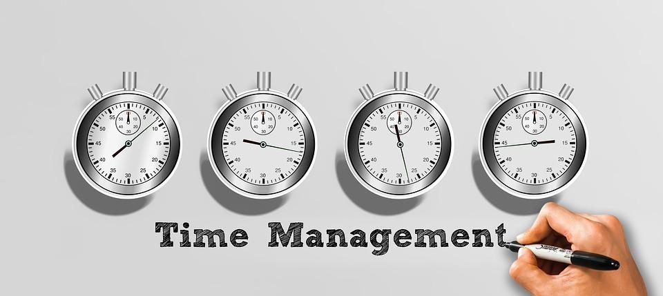 Gérer son temps - La définition
