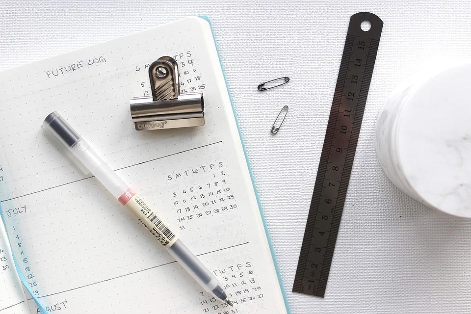 Gérer son temps - Le planificateur du temps