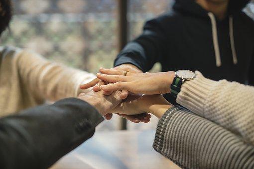 Environnement de travail - collaboration au sein de l'équipe