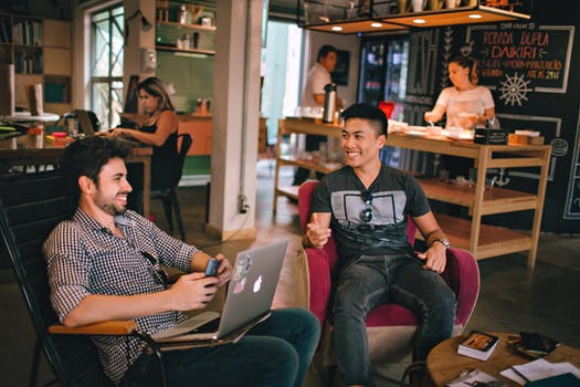 Environnement de travail - émergence des espaces de coworking