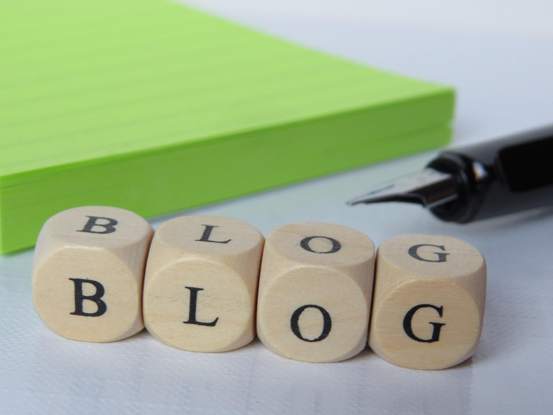 Métier de blogueuse - animer un blog