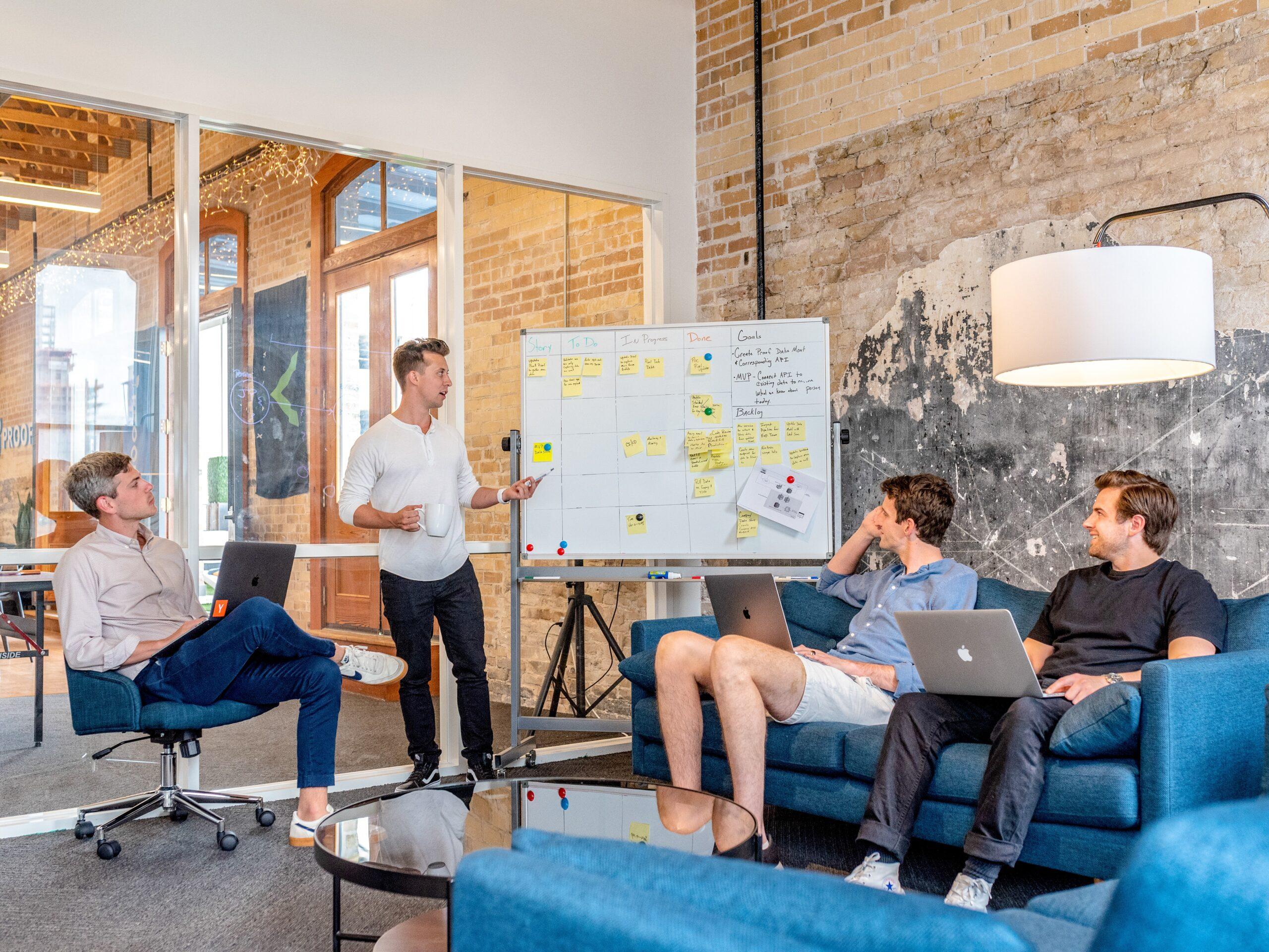 Devenir entrepreneur-Créer des emplois
