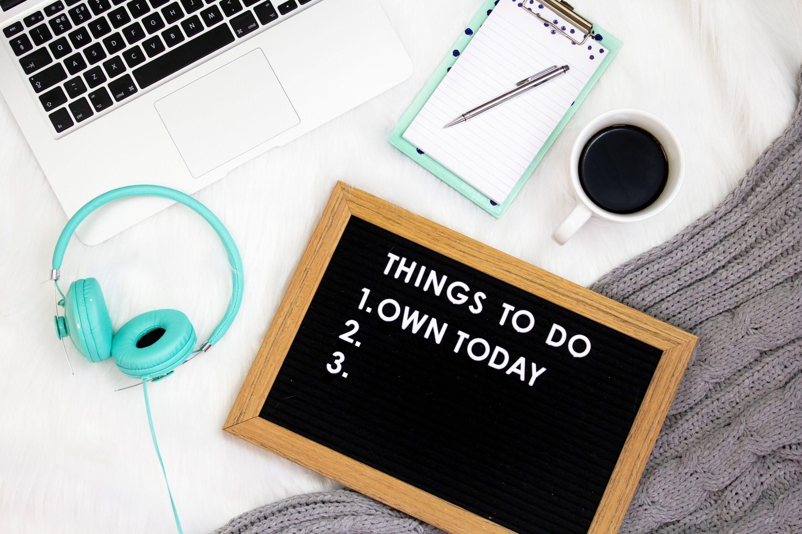 Devenir entrepreneur-Organiser ses priorités